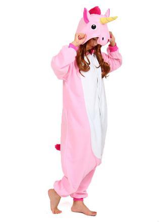 pyjama combinaison licorne