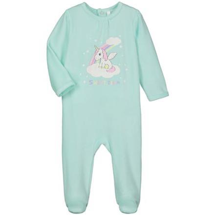pyjama licorne bébé
