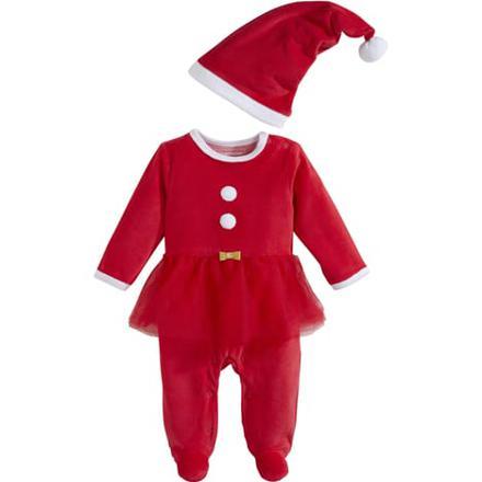 pyjama mere noel bebe fille