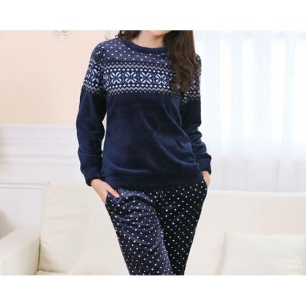 pyjamas polaire femme