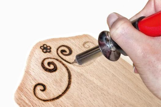 pyrograveur bois