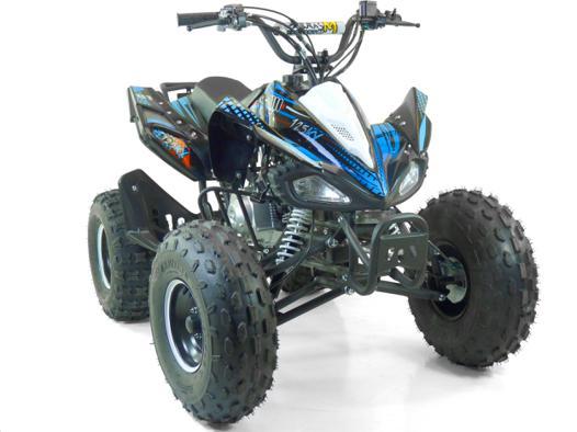 quad thermique 125cc