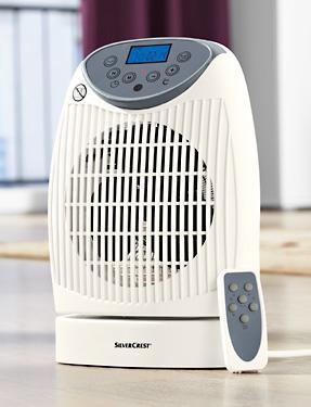 radiateur soufflant a pile