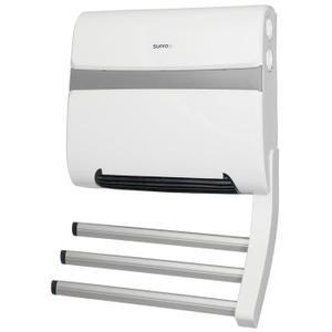 radiateur soufflant mural salle de bain