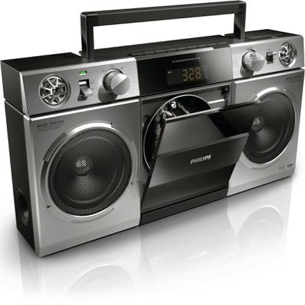 radio cd portable puissant