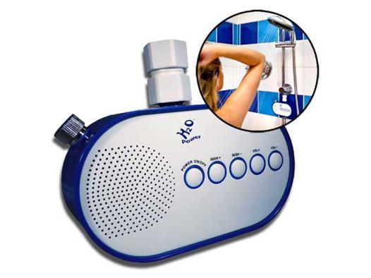 radio pour la douche