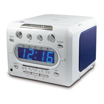 radio reveil avec lecteur cd