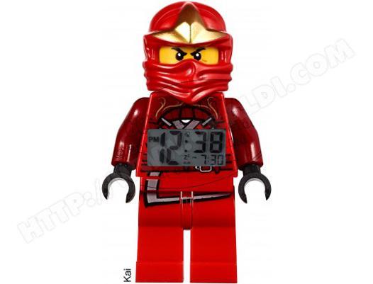 radio reveil lego ninjago