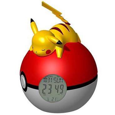 radio réveil pikachu