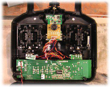radiocommande 2.4 ghz