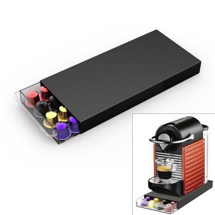 range capsule nespresso tiroir