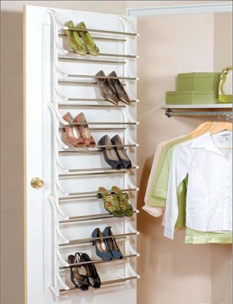 rangement chaussures pratique