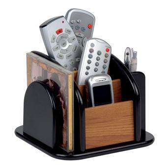 rangement télécommande tv