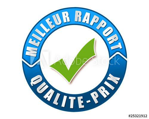 rapport qualité