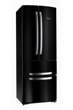 refrigerateur congelateur noir