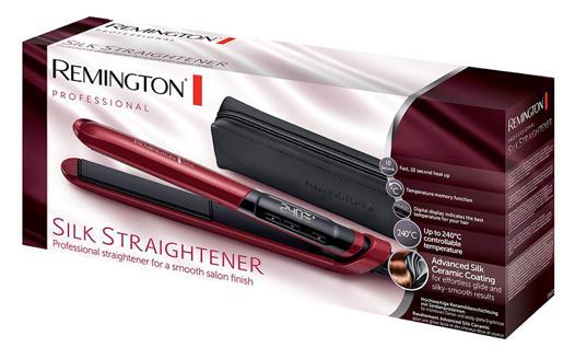 remington silk