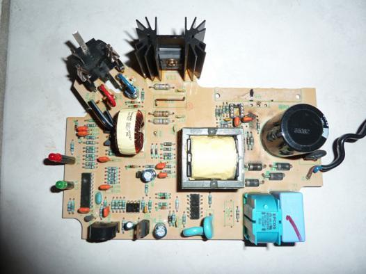 reparer chargeur batterie visseuse