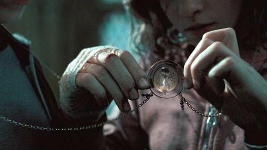 retourneur de temps hermione