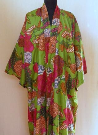 robe de chambre kimono pour femme