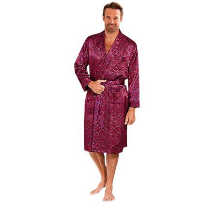 robe de chambre légère homme