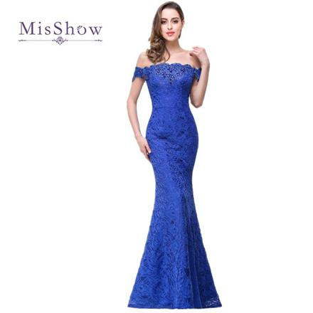 robe demoiselle d honneur bleu