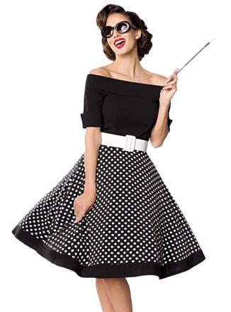 robe des années 50 rockabilly