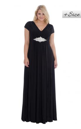 robe longue grande taille