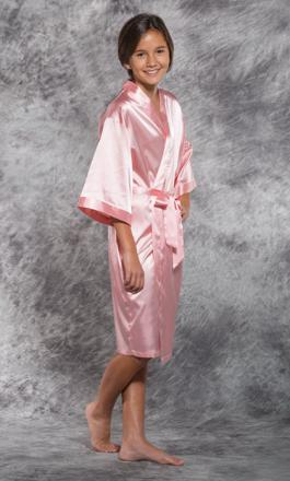 robes satin