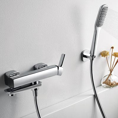 robinet bain douche