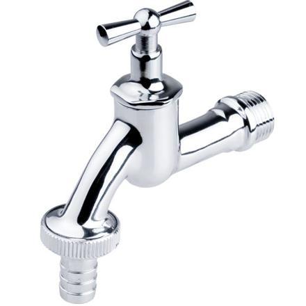 robinet chrome
