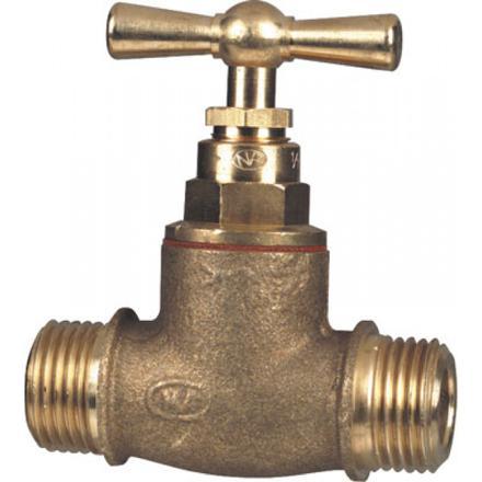 robinets d'arrêt