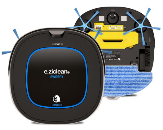 robot aspirateur e.ziclean
