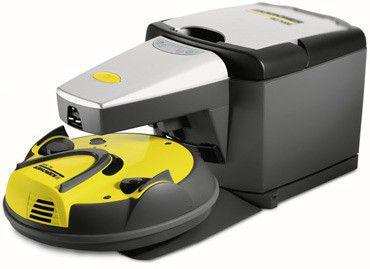 robot aspirateur laveur karcher
