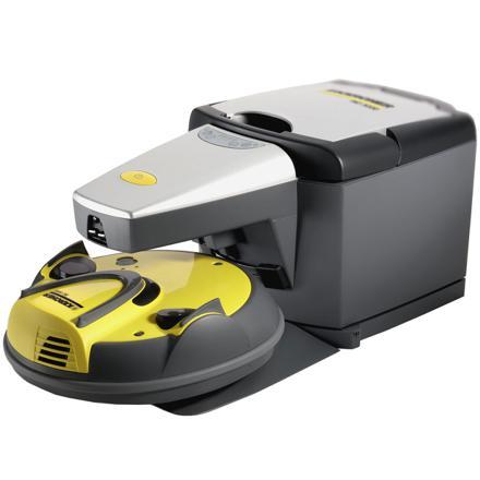 robot aspirateur professionnel