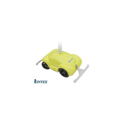 robot piscine hors sol intex