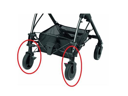 roue poussette bebe confort streety