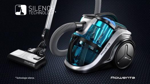 rowenta silence force multi cyclonic