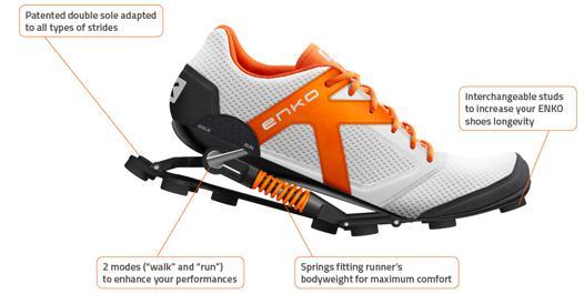 running chaussures