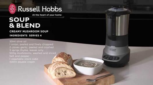 russell hobbs soup & blend