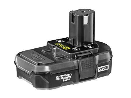 ryobi rb18l13 batterie lithium 1.3 ah