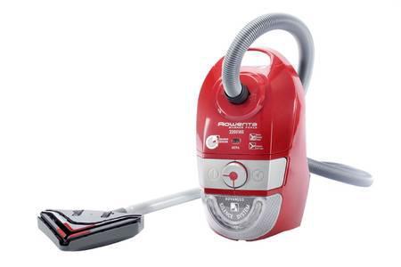 sac aspirateur rowenta silence force 2200w