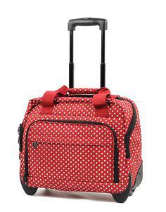 sacoche trolley roulettes légère pour pc portable