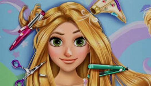salon de coiffure jeux de fille