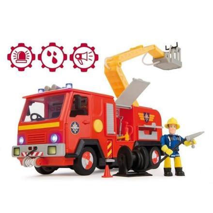 sam le pompier jupiter