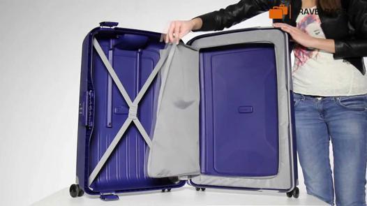 samsonite valise s'cure spinner