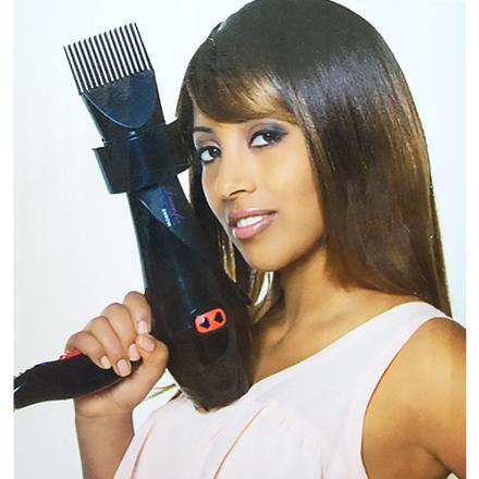 seche cheveux pour cheveux crépus