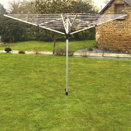 seche linge exterieur parapluie