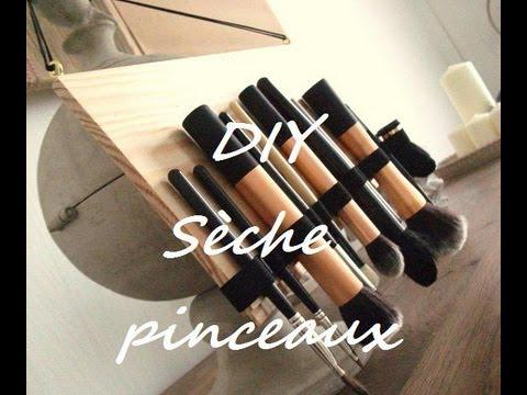 seche pinceaux maquillage