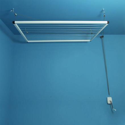 sechoir a linge plafond