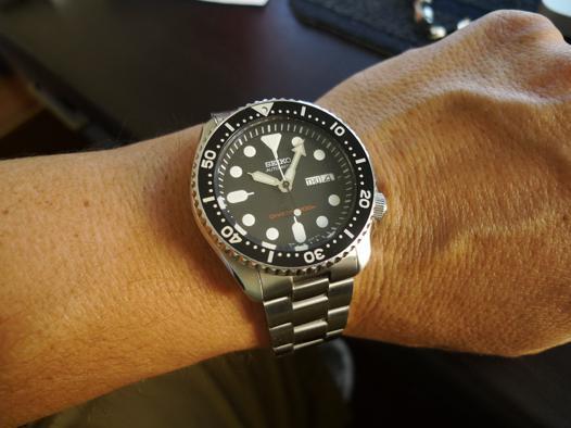 seiko 007 oyster bracelet